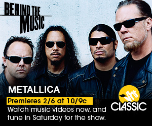 Behind the Music Remastered: Metallica