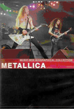 Metallica - Music Video Box Documentary DVD