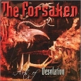 The Forsaken - Art Of Desolation (Japanese Version)
