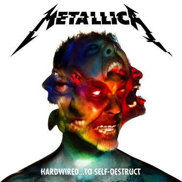 Metallica Hardwired...To Self-Destruct